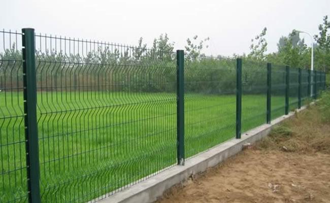 Welded Mesh Fence Anping County Xinhai Wire Mesh
